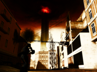 HL2 ::DIC17:: Last Stand by psychotic-sf