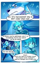 Star Chasers: Pg 51 by RiverSpirit456