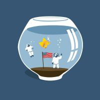 USA in space by YSR1