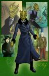 The Silurian Doctor by PaulHanley
