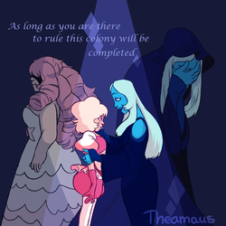 You're A Diamond by Thea0605