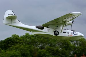 Canadian Vickers PBV-1A Canso A by Daniel-Wales-Images