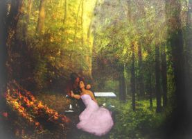 The Love of Spring and Autumn by praetor-FEMI