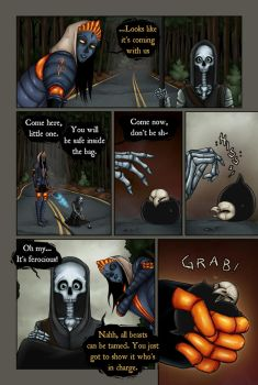 The Next Reaper | Chapter 6. Page 112 by JetDaGoat