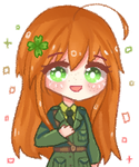 [Kiriban] Ireland by nayanachi