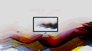 Waves of Colors by i5yal