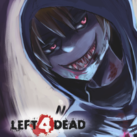left 4 dead hunter by DevianNear