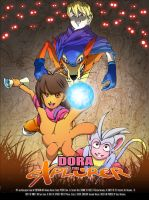 Dora the Explorer movie poster by Windam