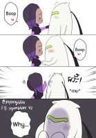 Genji x Sombra part 2 by yoyongsan