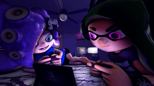 Totally Busy Work Night by Poool157