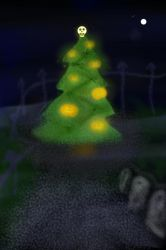 Spooky Christmas ! by AfroFCP