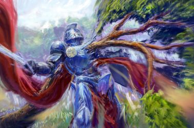 Knightree by truonggiang-kts