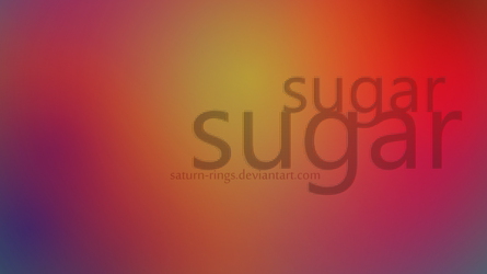 sugar sugar by saturn-rings