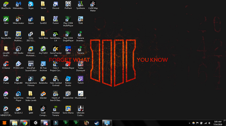 Black Ops 4 Theme by TNTMinecart54