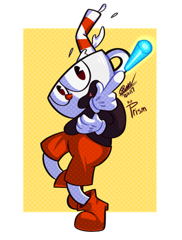 Cuphead by PrismDreamz