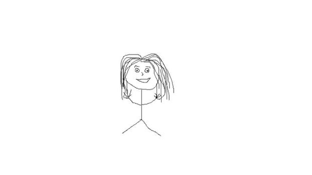Aforementioned Stick Figure by Iphikleia