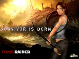Lara Croft 56 by Orphen5