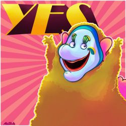 YES by vaporotem