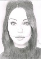 hollywood series-mila kunis by jenni1966