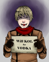 Kol for Vodka by iAlly
