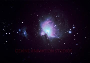 Orion Nebula3 by Bill-Devine
