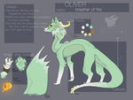 Felix Refrence Sheet by CloudCat1