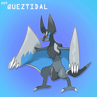 009: Queztidal by SteveO126