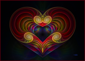 A Grandmothers Heart by baba49