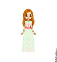 Ginny's Yule Ball Dress by LolaScheving