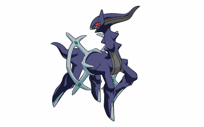 Shadow Arceus by BladeTheChangeling