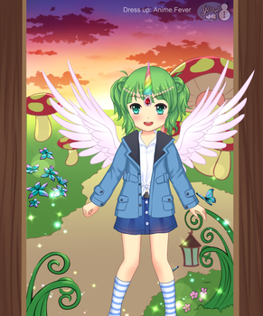 Update for DressUp game! by snowshinejr