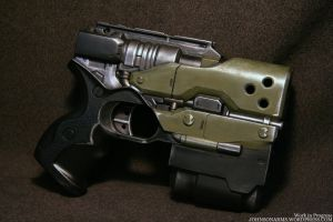 HALO Nerf Gun Prop Project by JohnsonArmsProps