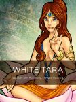 The Danly Series: White Tara by tremary by tremary