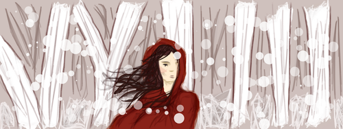 Red Riding Hood by firefly-dancer