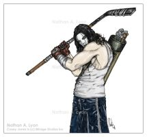 Say Hello to Casey Jones v2.0. by natelyon