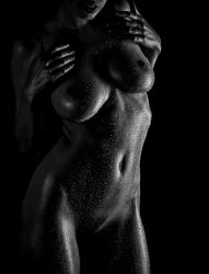 Katlin Oiled up by ImpressionofLight