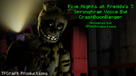 Springtrap Voice Thumbnail by TF541Productions