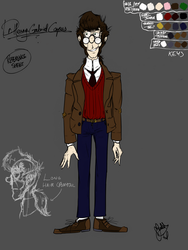 Dr. Henry Gabriel Corpus  by FiretheFlame
