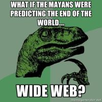 END OF THE WORLD... WIDE WEB by eslib