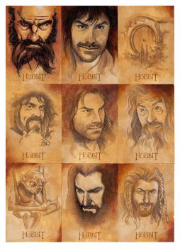 The Hobbit: An Unexpected Journey (part 5) by studiomia