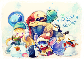 Snowdays skin 2015 by MizoreAme