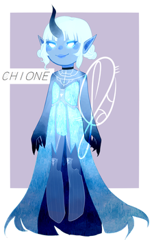 [CLOSED] Adoptable- Chione by fayede