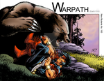 Warpath - Bear Fight (Color) by Dristin007