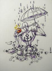 Rainy Day (2) by from-nothing-to-sky