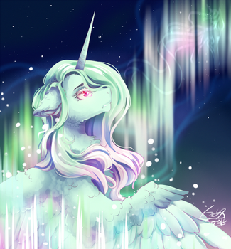 Son of the Aurora by FreeXee