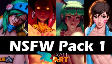 NSFW Pack 1 by exaelart