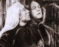 Lucius and Severus by lol18117