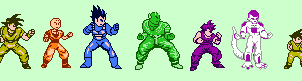 All of the WH2 DB chars (Single Sprite) by SuperMario2467