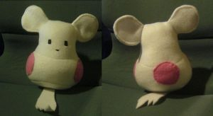 Bokurano Dung beetle plush by pandari