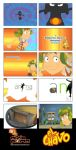 Storyboard Chavo's intro by MarioPons